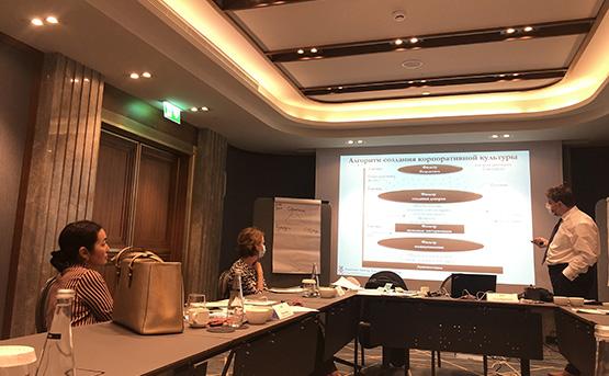 Организация эффективной работы совета директоров и топ-менеджеров